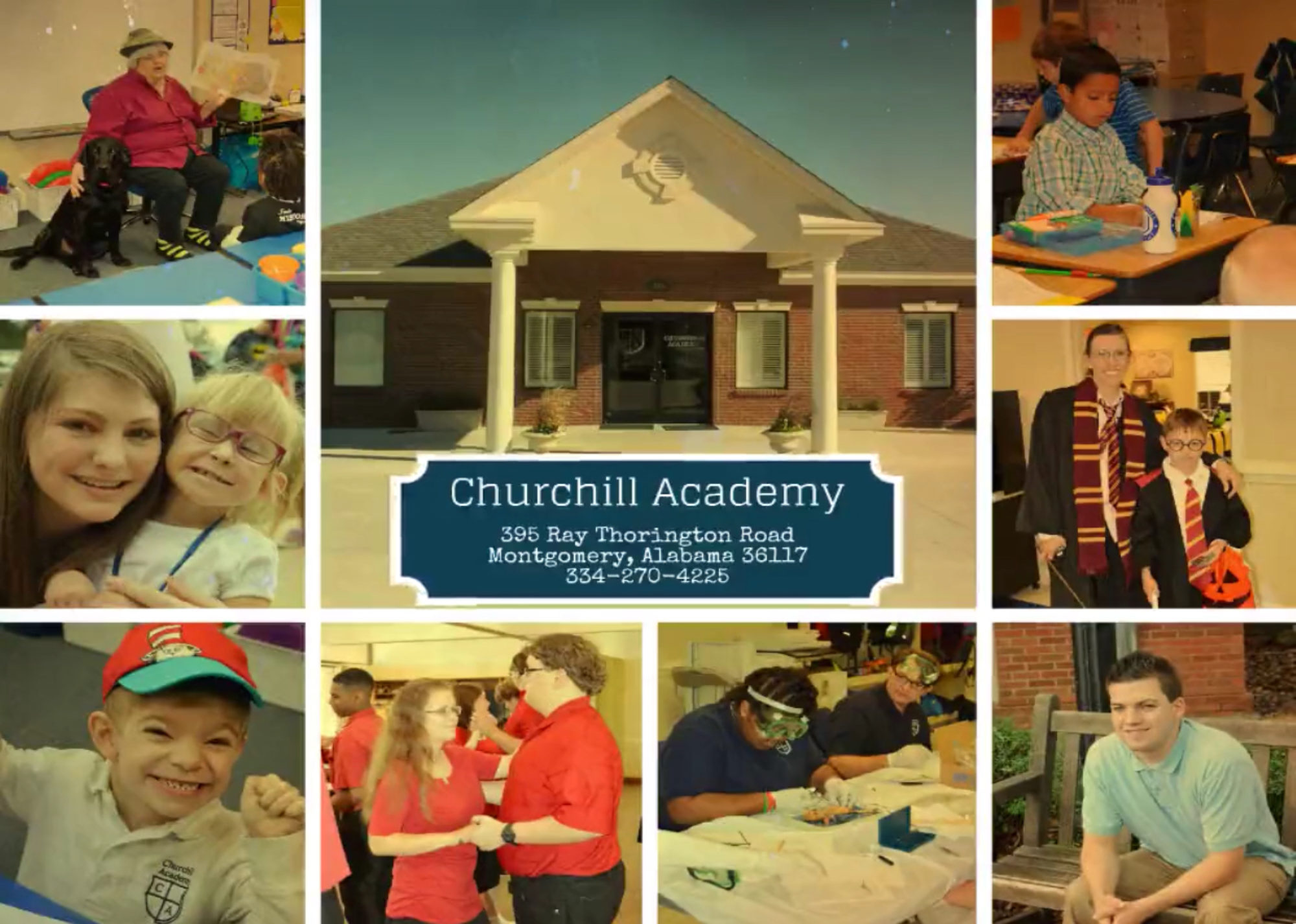 Churchill Academy